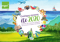 Catalogue Vacances 2020