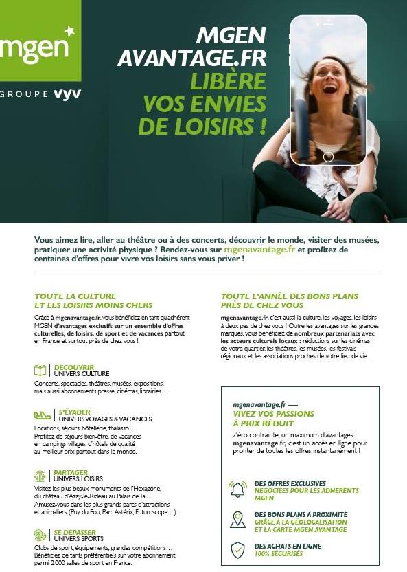 Mutuelle Et Assurance Votre Section Mgen De La Gironde Mgen
